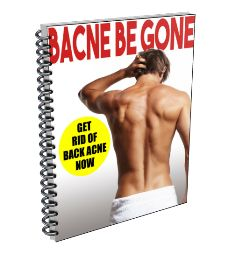 Bacne Be Gone e-cover