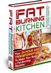Fat Burning Kitchen e-cover