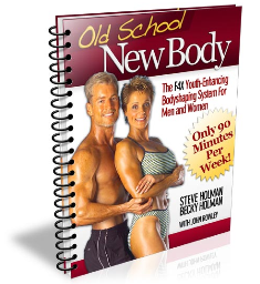 Old School New Body e-cover