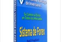 Sistema Vantage de Forex e-cover