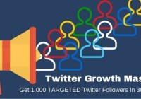 Twitter Growth Master