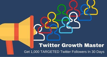 Twitter Growth Master e-cover