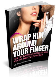 Wrap Him Around Your Finger e-cover