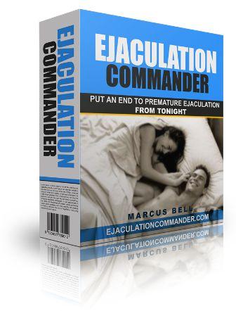 Ejaculation Commander e-cover