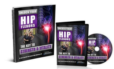 Unlock Your Hip Flexors e-cover