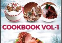 Christmas Recipes Cookbook e-cover