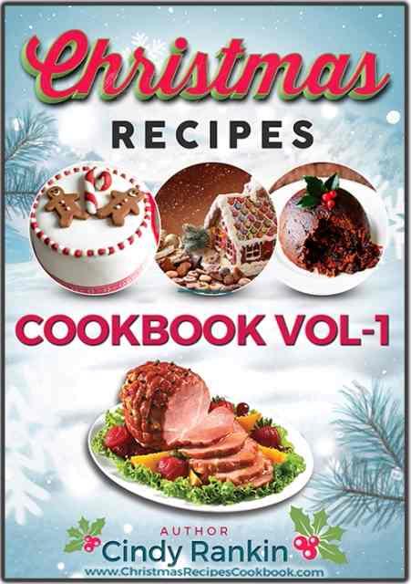 Christmas Recipes Cookbook PDF