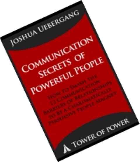 Communication Secrets Of Powerful People e-cover