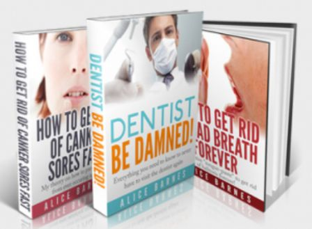 Dentist Be Damned e-cover
