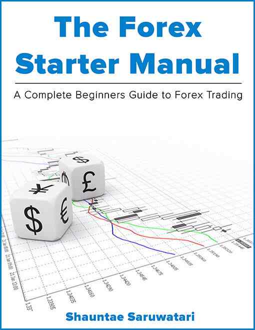 The Forex Starter Manual e-cover