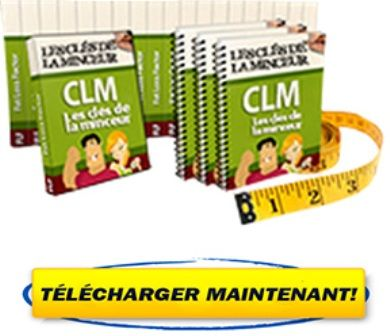 Les Clés De La Minceur e-cover