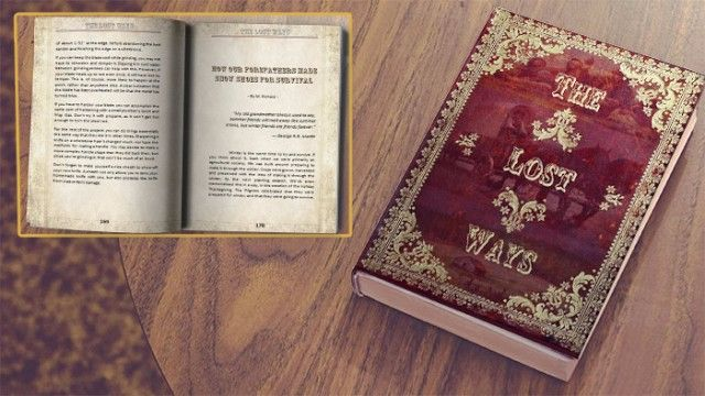 The Lost Ways pdf