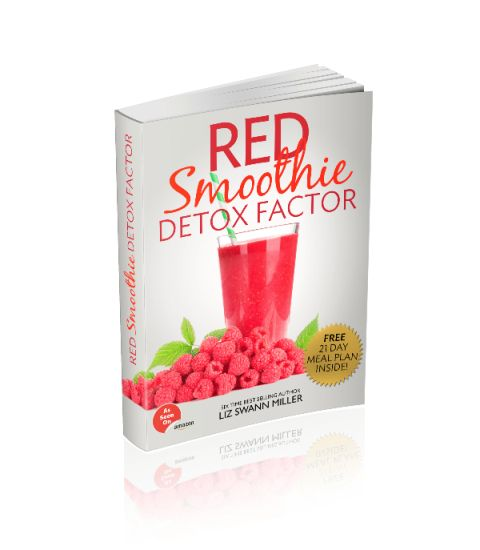 Red Smoothie Detox Factor e-cover