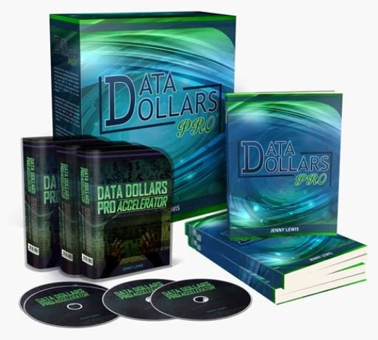 Data Dollars Pro e-cover
