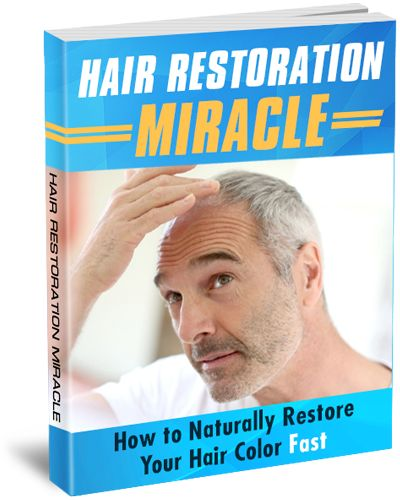 Hair Loss Miracle Solution e-cover