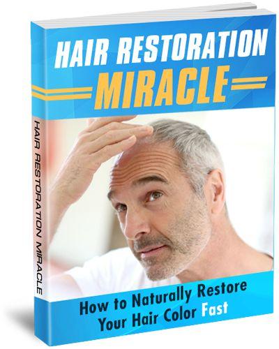 Hair Loss Miracle Solution pdf