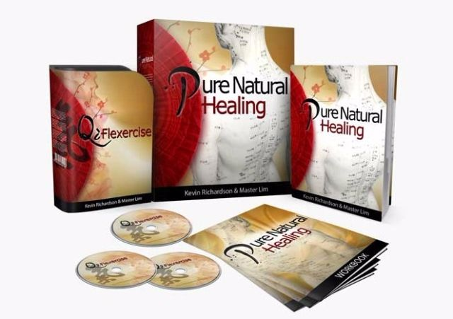Pure Natural Healing e-cover