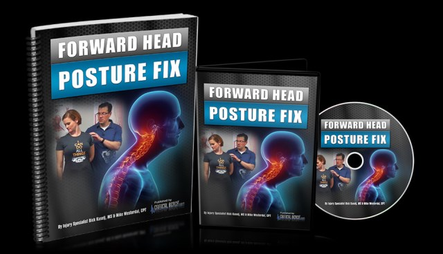 Forward Head Posture FIX e-cover