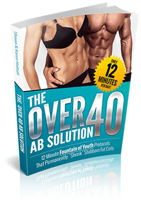 Over 40 Ab Solution e-cover
