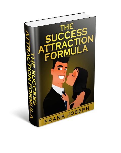 Success Attraction Formula e-cover