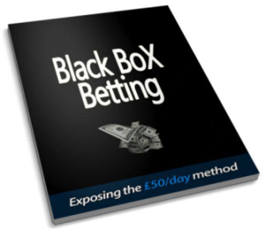 Black Box Betting System ebook