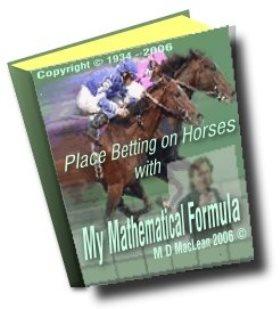 My Mathematical Formula e-cover