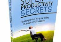 Super Productivity Secrets pdf book download