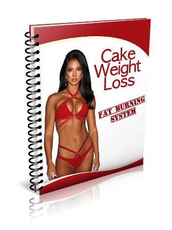 The Cake Weight Loss System e-cover