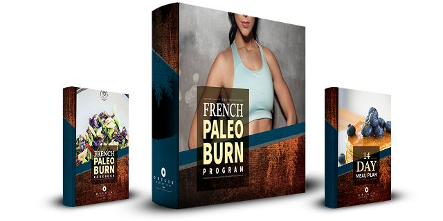 French Paleo Burn e-cover