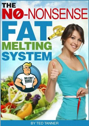 No-Nonsense Fat Melting system e-cover