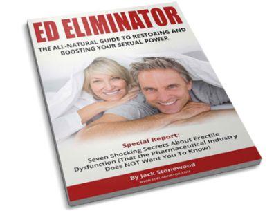 ED Eliminator e-cover