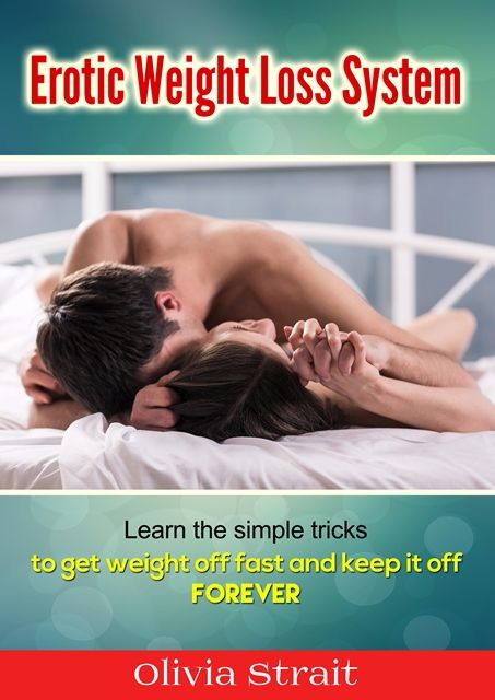 Erotic Weight Loss ebook cover