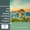 Stop Snoring And Sleep Apnea ebook cover