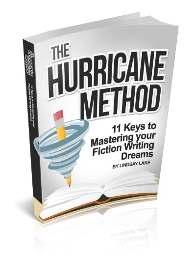 The Hurricane Method ebook cover