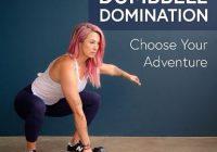 Dumbbell Domination e-cover