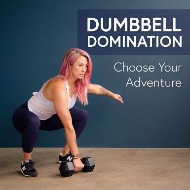 Dumbbell Domination e-cover