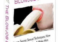 Blow Job Bible book cover
