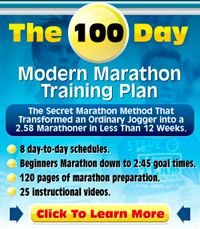 100 Day Marathon Plan e-cover