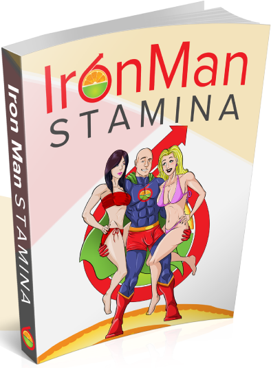 Iron man stamina e-cover