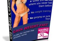 Gain Weight Fast e-cover