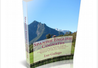 Spanish English Cognates e-cover