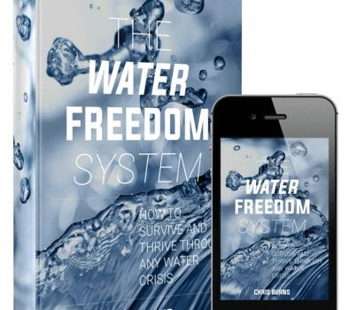 The Water Freedom System e-cover