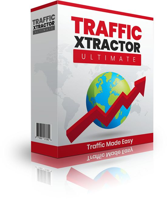 Traffic Xtractor Ultimate e-cover