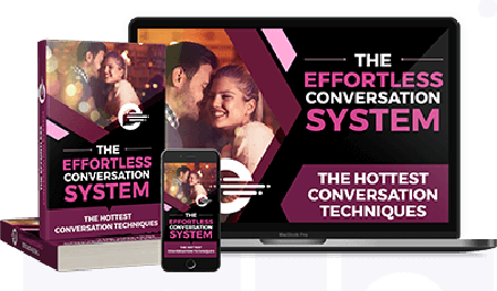 Effortless Conversation System book cover