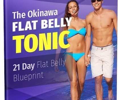 the Okinawa Flat Belly Tonic system ebook cover