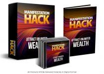 Manifestation Hack ebook cover