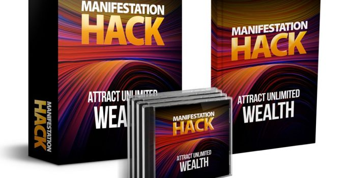 Manifestation Hack ebook cover