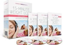 15 Minute Weight Loss ebook cover