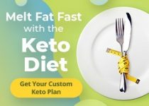 Custom Keto Diet Plan e-cover