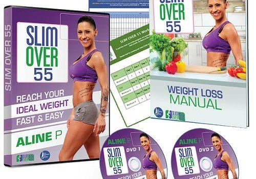 Slim Over 55 ebook cover